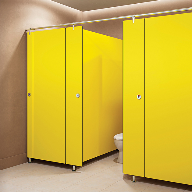 Partitions ASI Accurate Partitions - Asi bathroom partitions