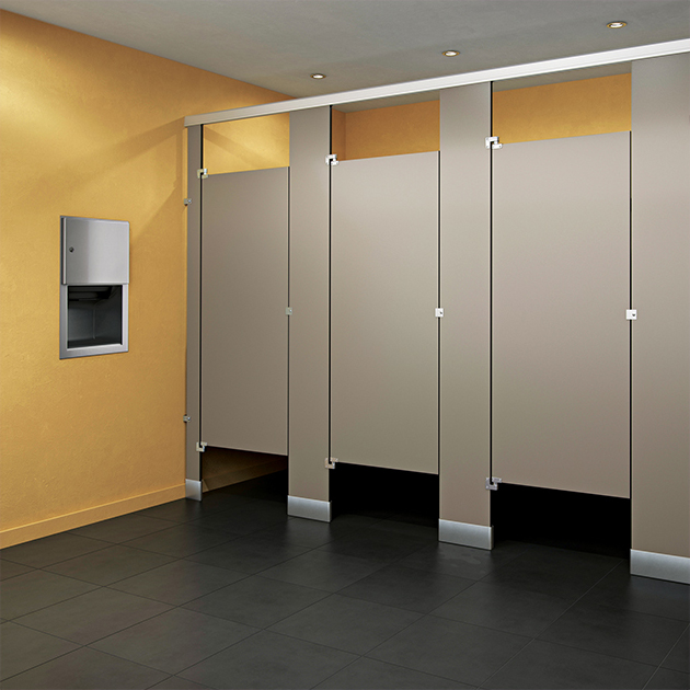 Bathroom Partition Manufacturers Exterior Partitions  Asi Accurate Partitions