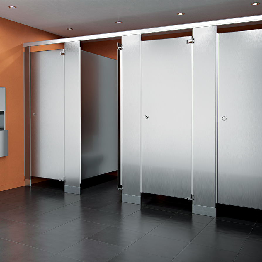 Partitions ASI Accurate Partitions - Bathroom partitions chicago